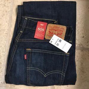 Men's Levi 505 Jeans